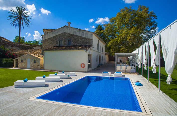 Villa Blanca Hausansicht