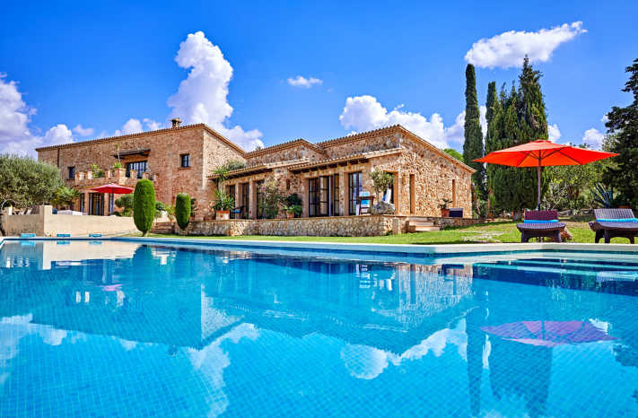 Finca Son Veri Pool Appartements