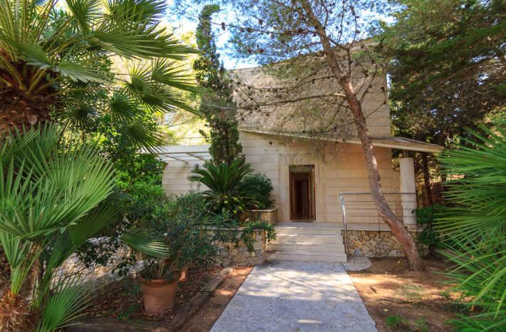 Villa Alcudia Eingangsbereich