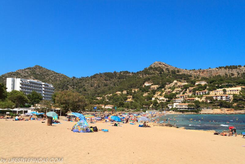 Strand Playa de Canyamel