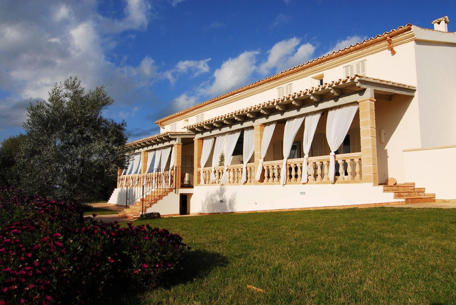 Villa Tortuga - Außenansicht