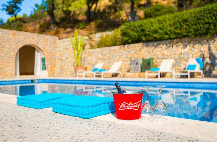 Finca Bellavista Pool