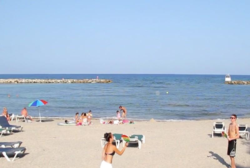 Strand Cala Bona
