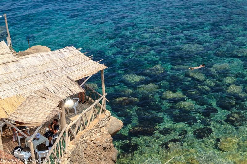 Strand Cala Estellencs