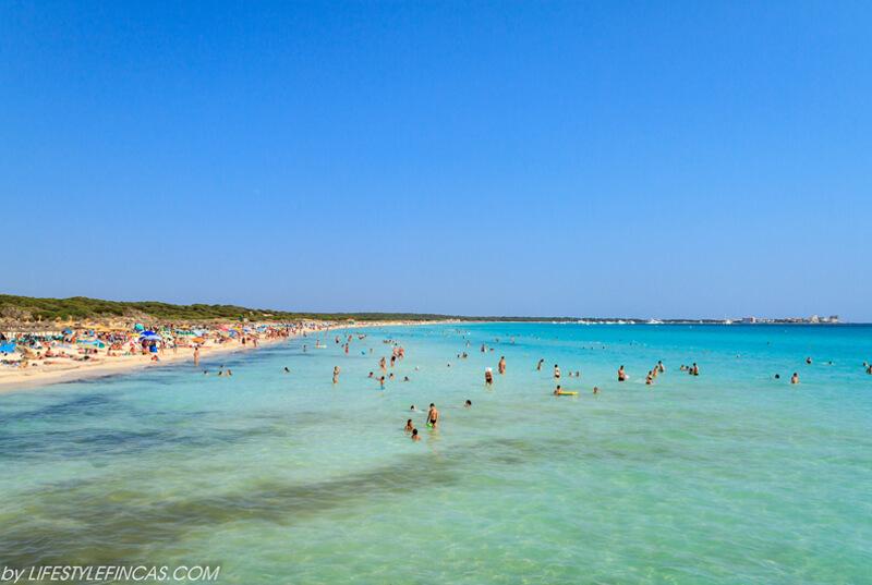 Strand Es Trenc